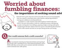 Purdue Alumnus Mar/Apr 2009: Fumbling Finances