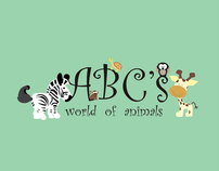 THE ABC'S OF ANIMALS BOOK