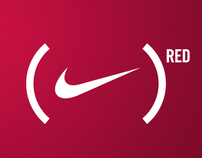 (Nike)RED launch