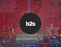 b2s - Website