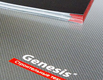 Brochure for Genesis