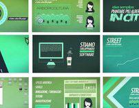 """""""Street!"""" Infographic"""