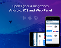 SportMagazine | Android & iOS App