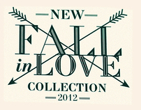 FALL in LOVE fashion collection