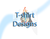 T-shirts of my Youtube Channel