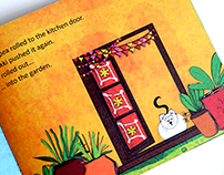 Illustrated children book for Pratham