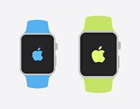 Apple Watch Article and UI Kit
