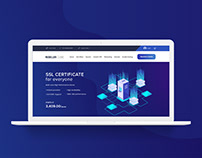 Reseller Cube Website Design