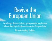 Revive the European Union