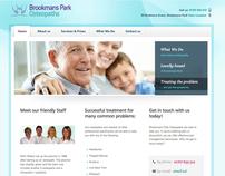 Brookmans Park Osteopaths