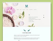 Website Design: Casa Louve