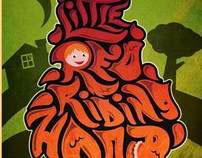 Little red riding hood - Children book