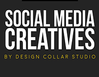 Social Media Creatives - London Bee Clothing