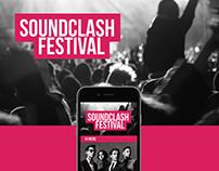 Soundclash Festival App