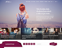 diva.sk redesign