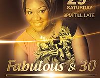 Fabulous & 30