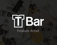 T-bar Feature Artist -
