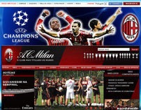 AC Milan Champions League Theme ( Concept )
