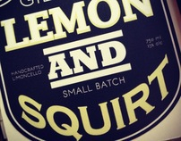Lemon and Squirt