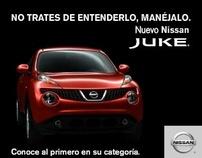 Nissan Juke Banners Boards
