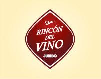 Rincón del vino Jumbo
