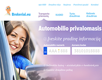 Brokeriai. Insurance Brokers