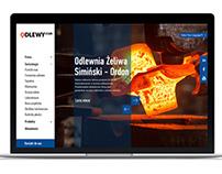 Odlewy.com - company website