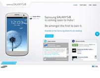 Samsung Galaxy S3 Pre-Launch
