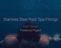 Stainless Steel Pool/ Spa Fittings