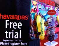 Havaianas FREE TRIAL - Test Drive