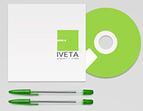 IVETA brand identity, web design and video
