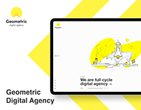 Geometric Digital Agency