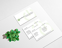 Sheffield Business Systems branding and business cards