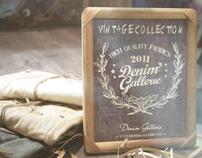 DG SS2011 American vintage Visual Merchandising