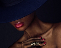 Fashizblack - Beauty Editorial