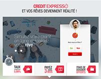 Simulateur crédit en ligne