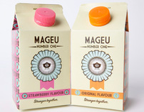 Mageu Package Re-design