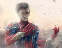 Iron Spider Fan Art