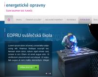 EOPRU web concept
