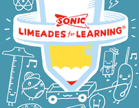 Sonic- Limeades for Learning