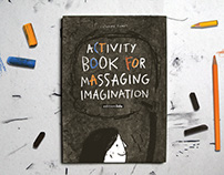 Activity book for massaging imagination