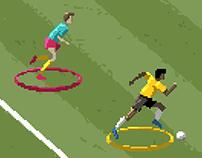 Coca-Cola - Soccer Goal!