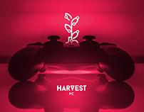 HARVESTPC - Logo