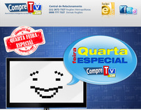 Newsletter - COMPRE TV