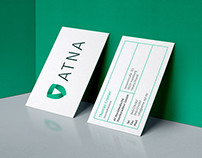 ATNA – Corporate Design & Website