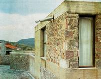 Dikili Houses - Designed by Nevzat Sayin