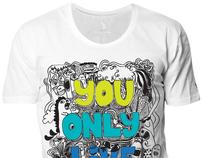 YOLO T'shirt Project