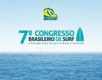 7º Congresso Brasileiro de Surf - 2010
