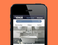 KOHLER Mobile Optimized Site