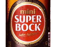 Mini Super Bock - Mete o calor a um canto